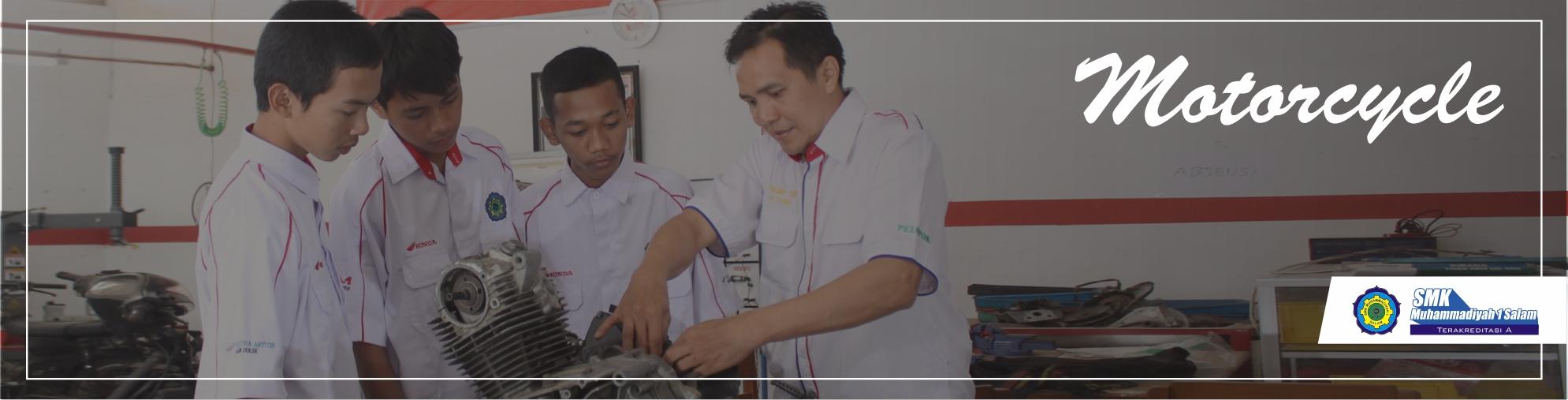 SMK Muhammadiyah 1 Salam
