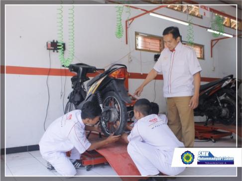 Teknik Dan Bisnis Sepeda Motor